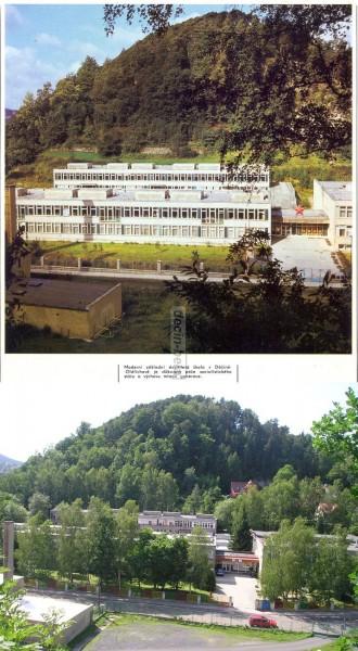 škola v roce 1975
